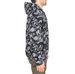 Sweater Taïga 300 camouflage Halftone - 41629