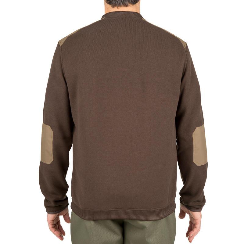Sweater de Caza 300 Café