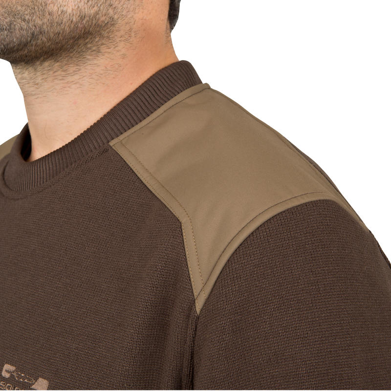 Mens Pullover SG-300 Brown