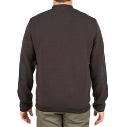 Tricot chasse 300 noir
