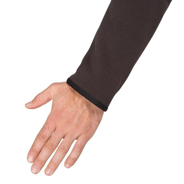 Jersey Caza Solognac 500 Calido Negro