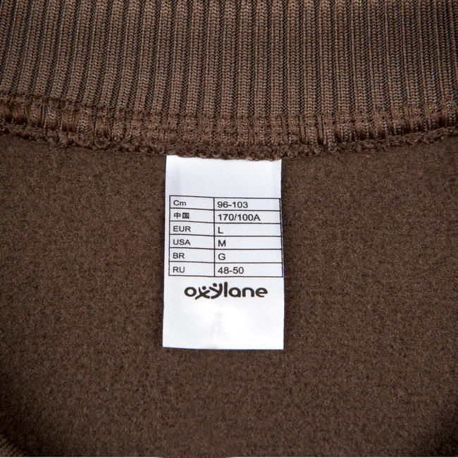 Men's Pullover Sweater SG-300 Brown