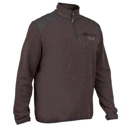 Pull chasse 300 col montant