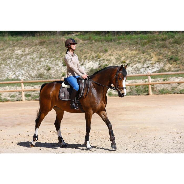 Filet + rênes équitation RECALL - poney et cheval - 416987
