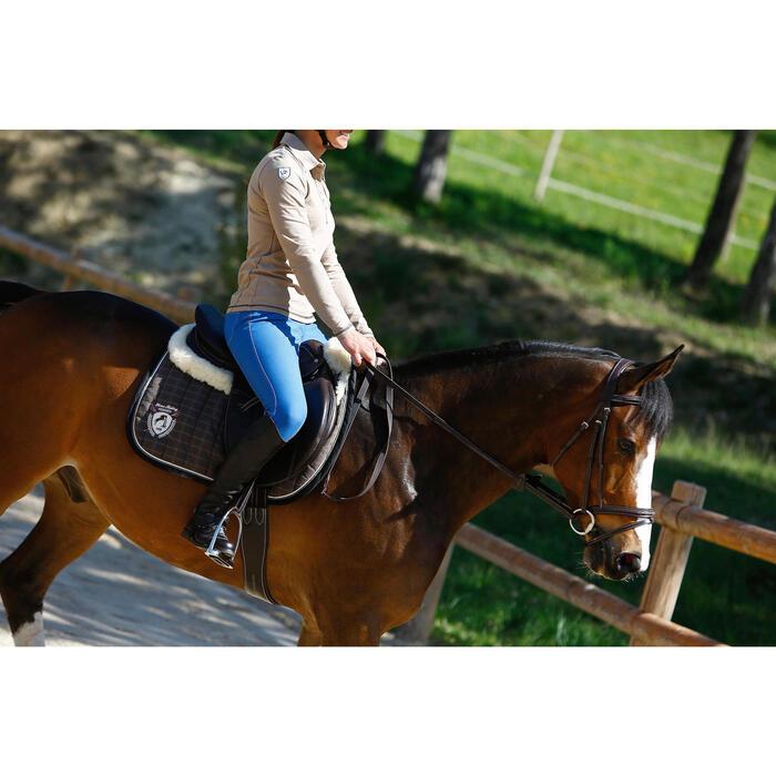 Filet + rênes équitation RECALL - poney et cheval - 416989