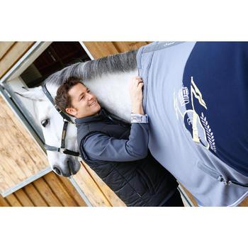 Licol équitation poney et cheval ROMEO cuir - 417007
