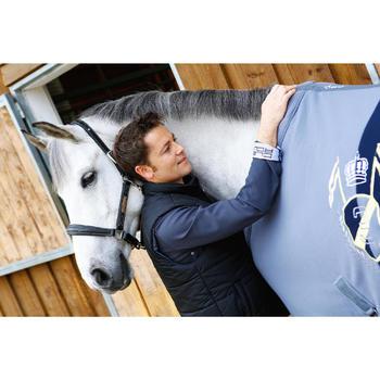 Licol équitation poney et cheval ROMEO cuir - 417009