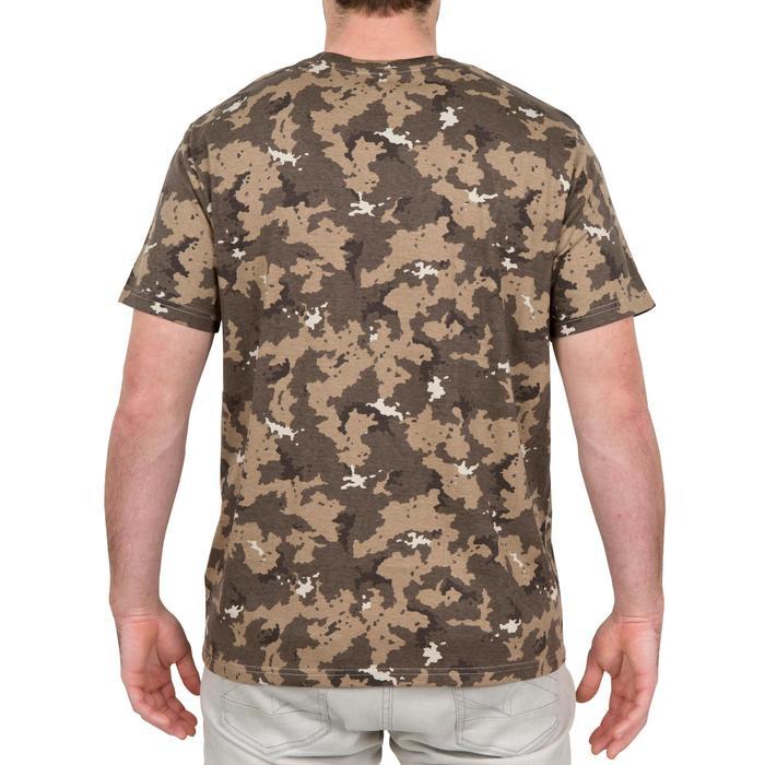 Tee shirt steppe 100  manches courtes - 41719