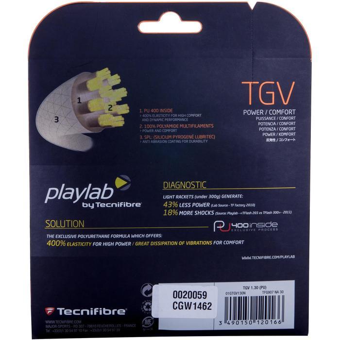 CORDAGE DE TENNIS TECNIFIBRE TGV 1,35 mm - 417246