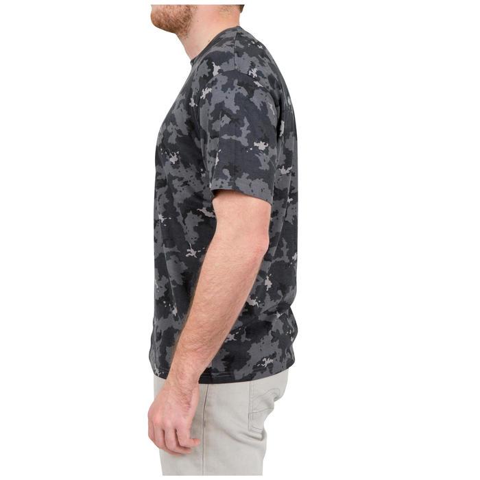 Tee shirt steppe 100  manches courtes - 41732