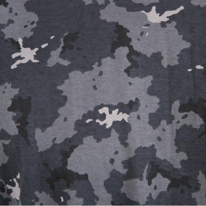 Tee shirt SG100 korte mouw camouflage grijs