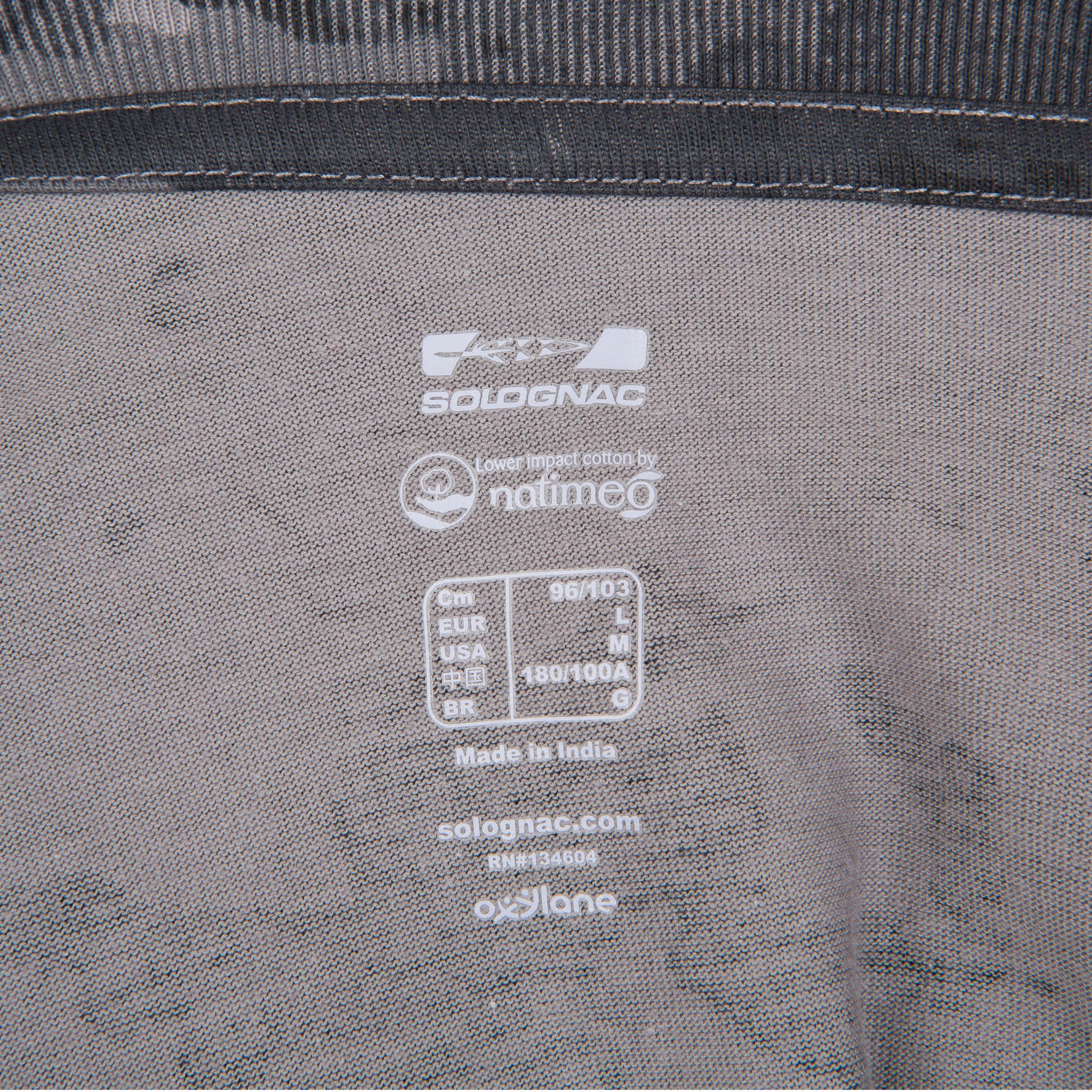 Men's T-Shirt SG100 Camo Grey