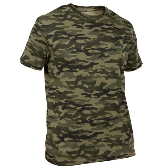 T-shirt Steppe 100 met korte mouwen - 41738
