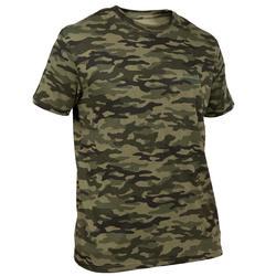 SG100 short sleeved hunting T-shirt DSH khaki
