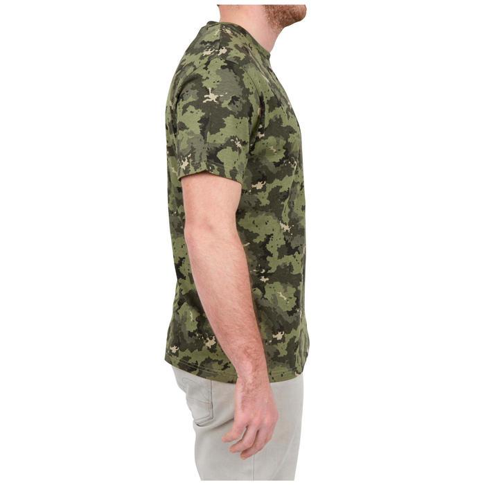 Tee shirt steppe 100  manches courtes - 41741