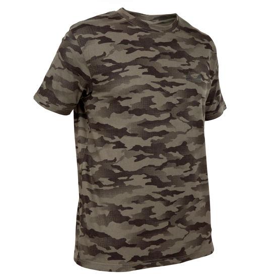 T-shirt Steppe 100 met korte mouwen - 41749