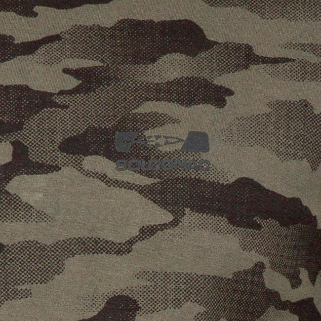 Men's T-Shirt SG-100 Camo Khaki