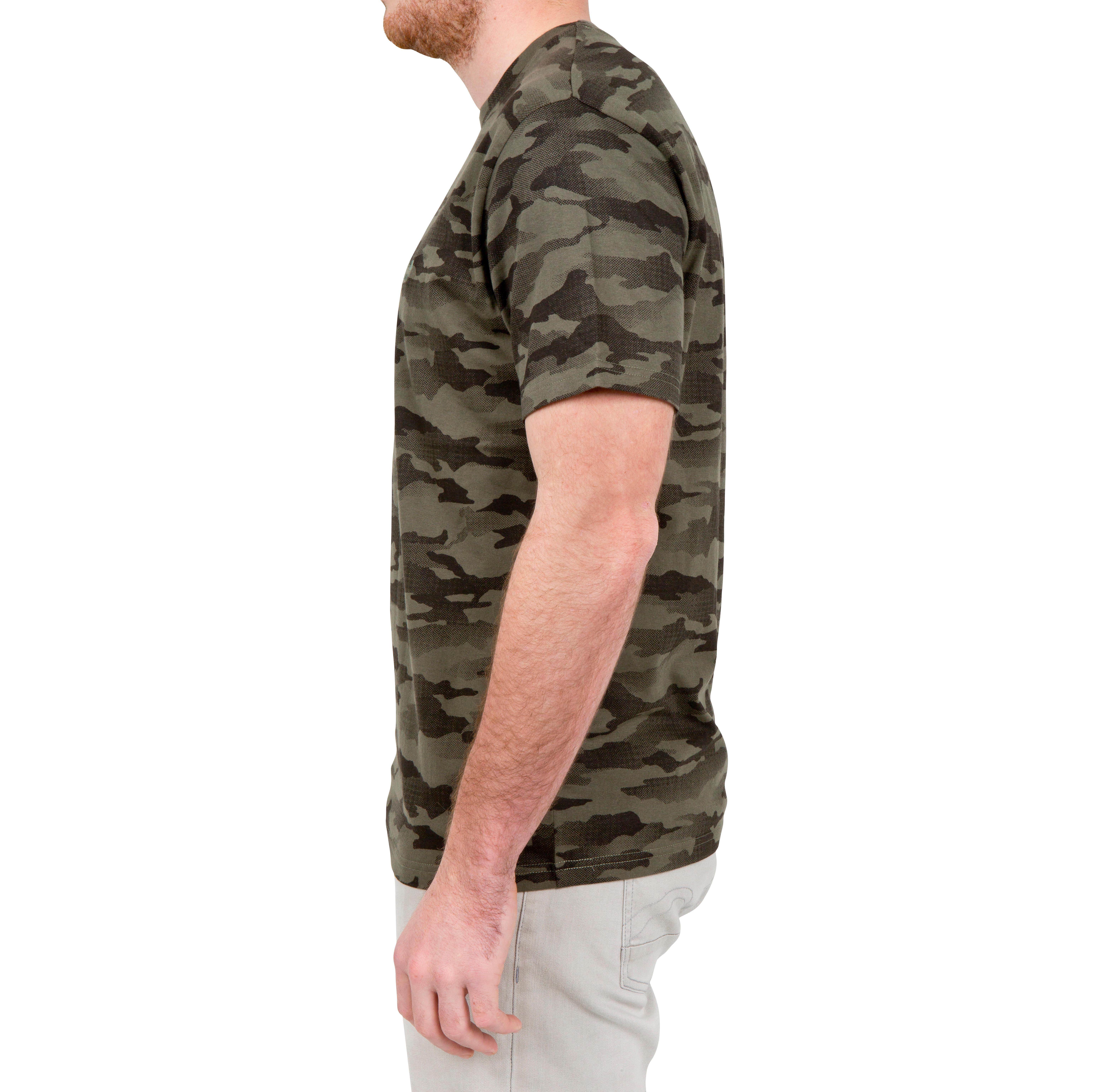 Men's T-Shirt SG-100 Camo Khaki