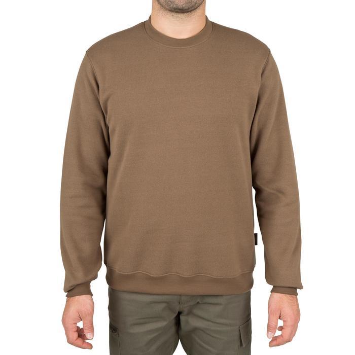 Jersey caza 100 marrón