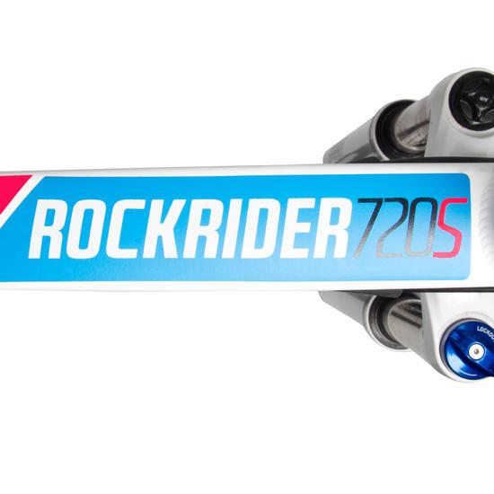 VTT ROCKRIDER 720 S BLANC