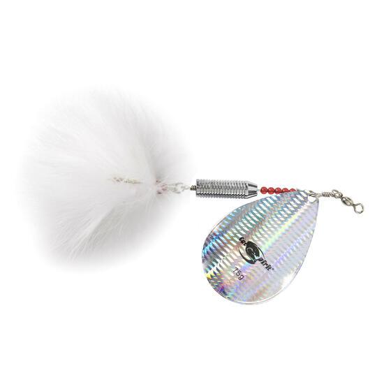 Hengelen op meerval SPINNER RHEA RAINBOW 75 G 5/0 - 418015
