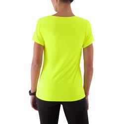 Fitness T-shirt Energy voor dames - 418214