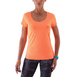 Fitness T-shirt Energy voor dames - 418218