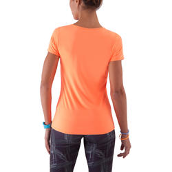 Fitness T-shirt Energy voor dames - 418220