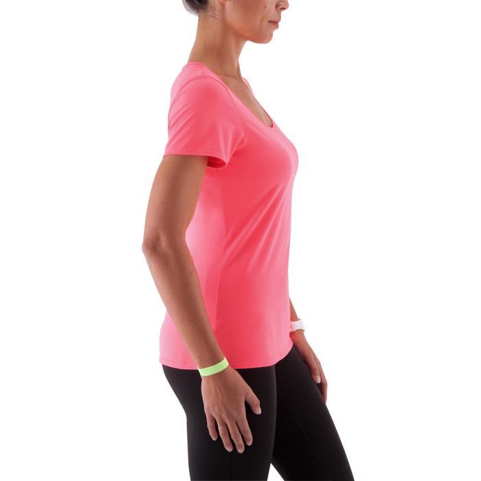 T-shirt ENERGY fitness femme - 418222