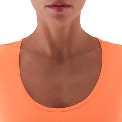 Fitness T-shirt Energy voor dames - 418227