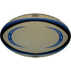 Balón de rugby Omega talla 5 azul