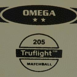 Ballon de rugby Omega taille 5 bleu