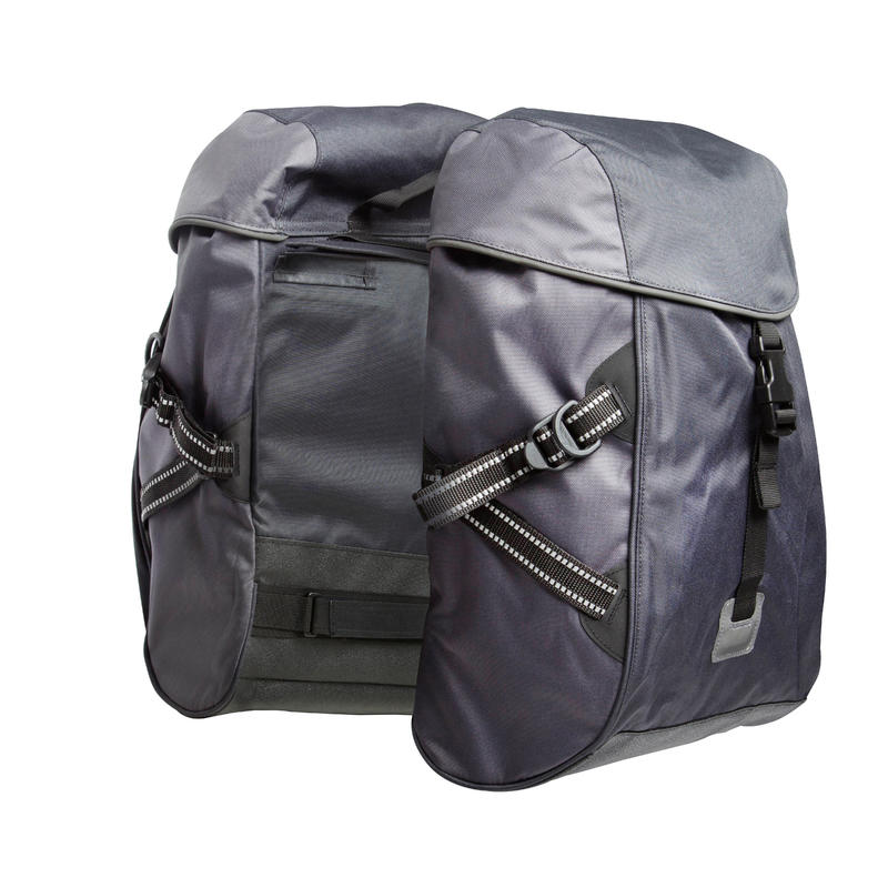 Classic Double Cycling Bag - 2 x 15L