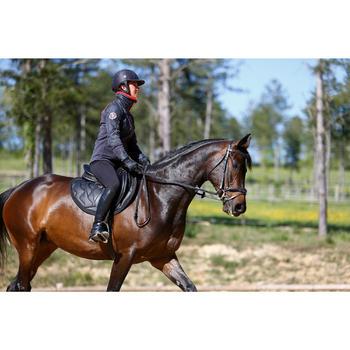 Kipwarm Adult Horse Riding Gloves - Black - 418791
