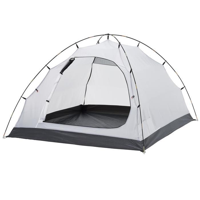 Tente de camping ARPENAZ | 3 personnes verte - 419470