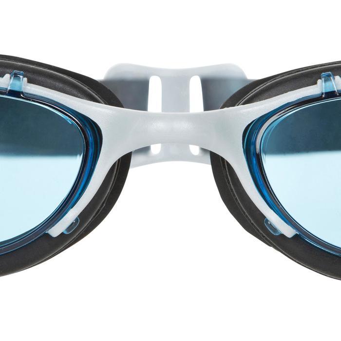 XBASE Swimming Goggles Size L - Black - 419850