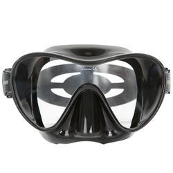 Máscara de Buceo Cressi F1 Negro