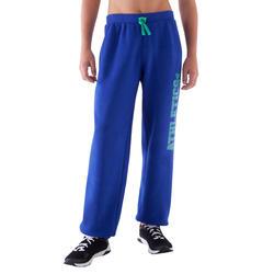 Gym joggingbroek voor jongens, regular fit - 420330