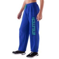 Gym joggingbroek voor jongens, regular fit - 420333