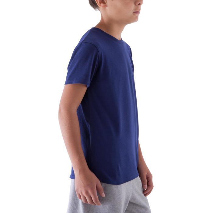 Tee shirt fitness garçon - 420368
