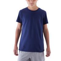 Boys' Fitness T-Shirt - Blue