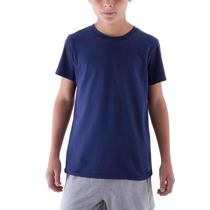 Tee shirt fitness garçon - 420369