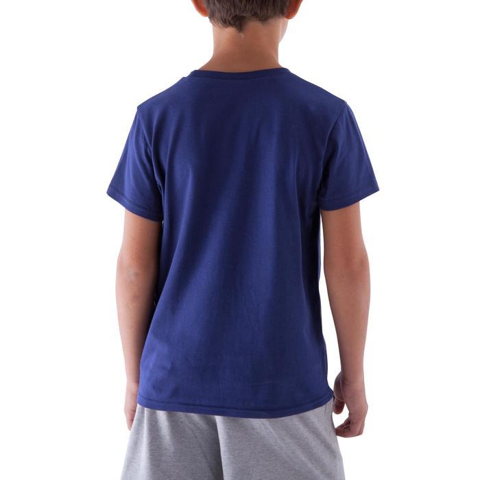 Tee shirt fitness garçon - 420370