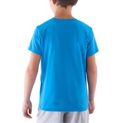 T-shirt Fitness jongens - 420371