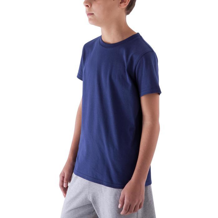 Tee shirt fitness garçon - 420372
