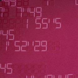 Badslippers Metaslap dames zwart chrono - 4217