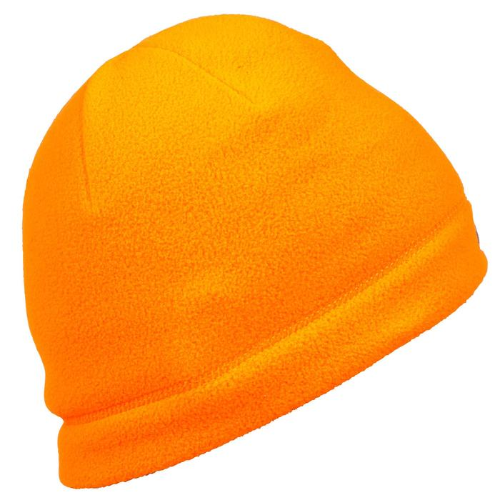 BONNET CHASSE POLAIRE 100 ORANGE - 42184