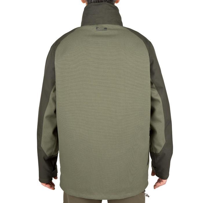 Veste chasse Supertrack 300 imperméable vert - 42199