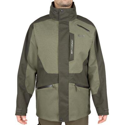 Мисливська куртка Supertrack 300, водонепроникна - Зелена