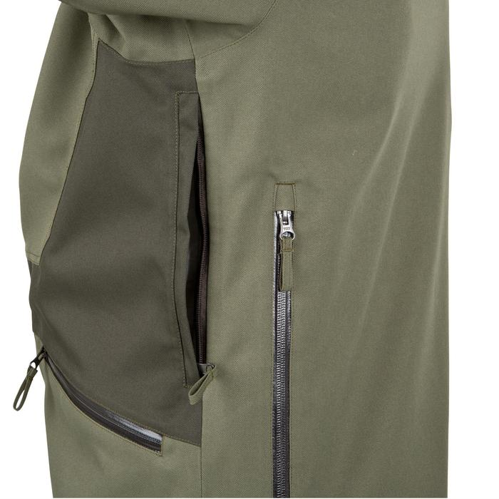 Veste chasse Supertrack 300 imperméable vert - 42205